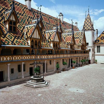 Hospices de Beaune, un enchantement à 70km