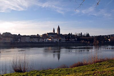 Balade en bords de Saone